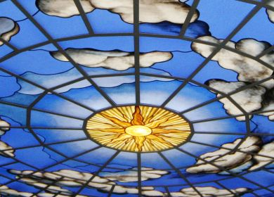 GALLERY OF REALIZATION of stained glass and production, manufacture of stained glass, glazing, vitraje